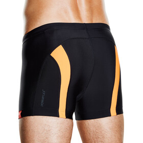 speedo Fit PowerMesh Pro Aquashorts Men Black/Fluo Orange